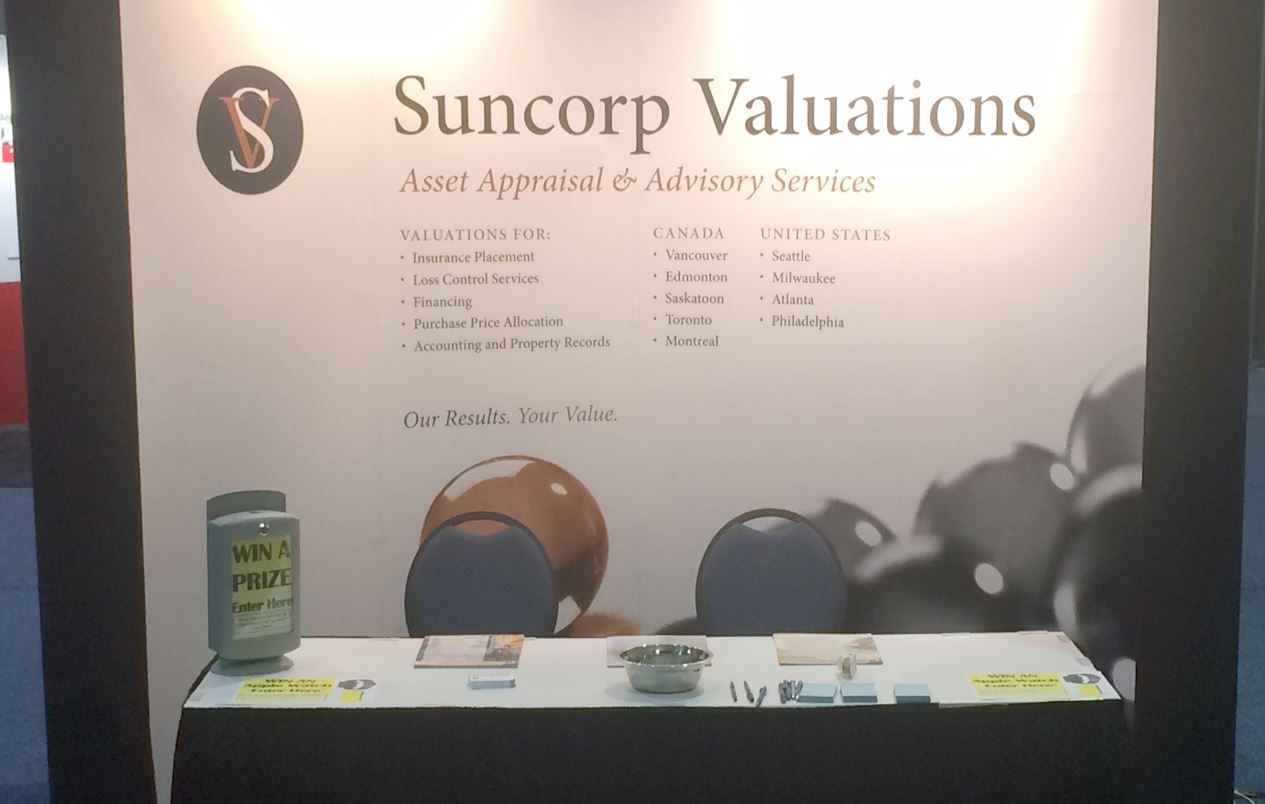 Suncorp RIMS Exhibitor Booth